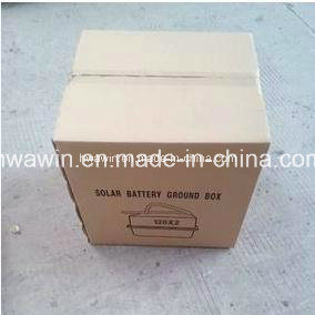 12V 80ah High Quality Plastic Buried Battery Box pictures & photos