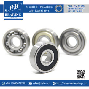 6303 2RS Low Friction Sealed Deep Groove Ball Bearing pictures & photos