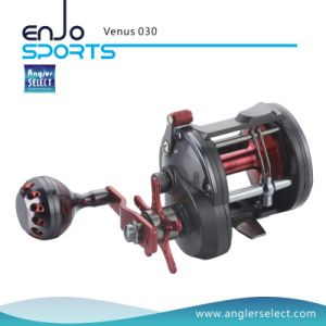 Venus Trolling Reel Strong Graphite Body / 3+1 Bb / Right Handle Fishing Reel for Saltwater and Freshwater (Venus 030) pictures & photos