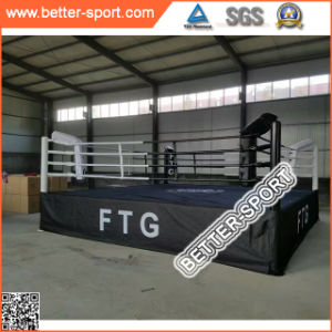 International Standard Size Aiba Quality Olympic Games Boxing Ring pictures & photos