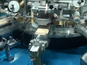 Automatic Hot Stamping and Heat Transfer Machines