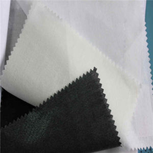 Soft Fusing Fabric Resin Shirt Collar Interlining for Causal Clothes pictures & photos