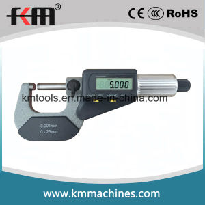 Digital Outside Micrometer pictures & photos