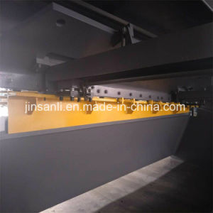 Jsl Brand QC11k Series Hydraulic Guillotine Shearing Machine Manufacturers pictures & photos