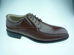 New Brown Men′s Fashion Shoes