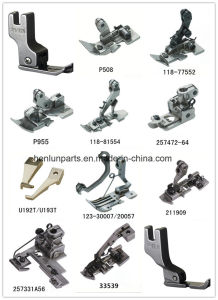 Presser Foot for Sewing Machine (123-30007) pictures & photos