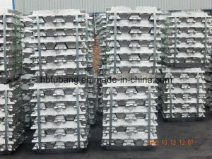 High Purity Aluminum Ingots 99.7% Aluminum Ingots pictures & photos
