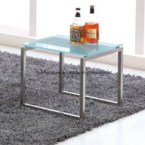 Living Room Coffee Table/Side Table Glass Furniture pictures & photos