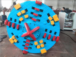 Tpn1200 Slurry Microtunnel Boring Machine/Pipe Jacking Machine pictures & photos