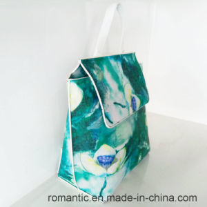 China Supplier Fashion Designer Lady PU Printing Backpack (NMDK-042703) pictures & photos