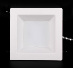 8inch Square 40W Dimmable LED Downlight with UL cUL pictures & photos
