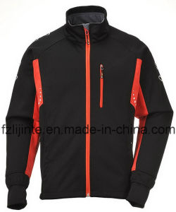 Men′s Contrast Knitted Cycling Wear Bike Jacket pictures & photos