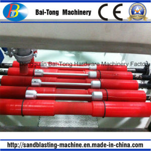 Automatic Printer Roller Shaft Cleaning Sandblast Machine pictures & photos