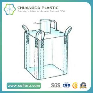 Big FIBC Container PP Woven Bag with Top Spout pictures & photos