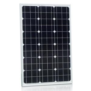 High Efficiency Mono Solar Panel-50W pictures & photos