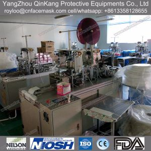 Ce Approved Ffp3 Valve Foldable Particulate Respirator pictures & photos