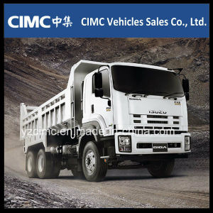 Isuzu Dump/Tipper Truck 6X4 pictures & photos
