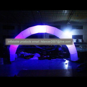 Advertising Inflatable LED Light Welcome Arch for Pub pictures & photos