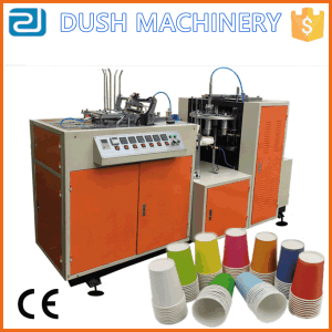 Machine for Making Paper Cups/ Disposable Paper Cup Forming Machine