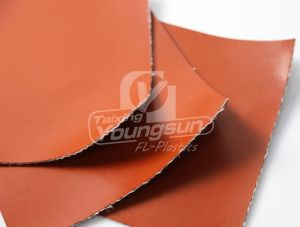 Silicone Coated Fiberglass Insualtion Jacket pictures & photos