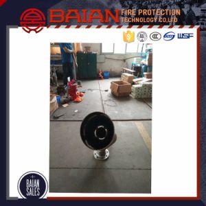 High Quality Portable Water Pressure Flange Dn100 Fire Monitor pictures & photos