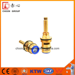 Bathroom Faucet Brass Ceramic Cartridge Valve pictures & photos