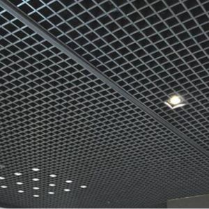 Factory Low Price Modern Metal Open Cell Ceiling with Light Weight Designs pictures & photos