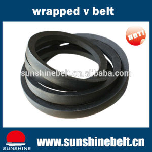 a Type Wrapped V Belt for Industrial pictures & photos