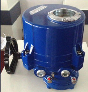 Quarter Turn Linear Rotary Intelligent Electric Actuator pictures & photos