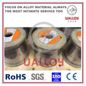 Nicr-Nial Flat Wire for Thermoelement pictures & photos