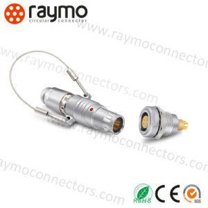 Lemos Push Pull Audio video Cable Assembly RM-Fgg-0b-304-Clad52z with RS232 Connector pictures & photos