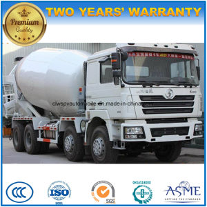 Shacman 16 Cubic Meters Cement Truck 45 Tons Mixer Truck pictures & photos