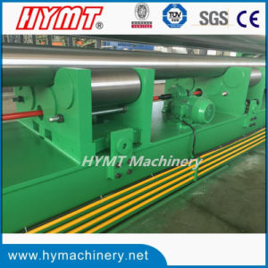 W11S-50X4000 hydraulic Universal Top Roller Steel Plate Bending Rolling Machine pictures & photos