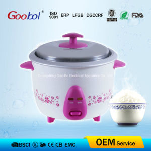 2.8L Stainless Steel Lid Drum Rice Cooker pictures & photos