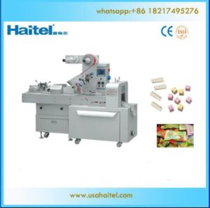 Full-Automatic Milk Candy Pillow Warpping Machine pictures & photos
