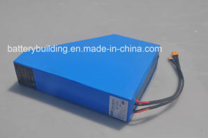 36V 18ah Triangle Lithium Battery Pack for Electric Bike with 10s9p Configuration pictures & photos