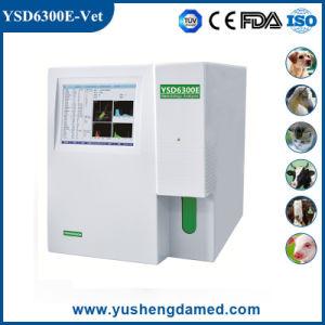 5-Diff Medical Hoapital Blood Hematology Analyzer Ysd6300e-Vet pictures & photos