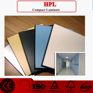 Compact Laminate Toilet Partition /High Pressure Laminate (HPL) pictures & photos