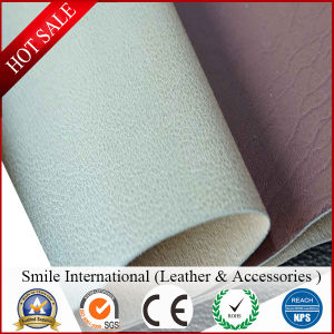 PU Synthetic Leather for Shoes pictures & photos