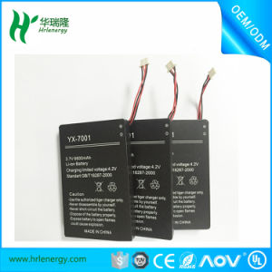 3.8VV 6600mAh Battery Pack for Tablet PC pictures & photos