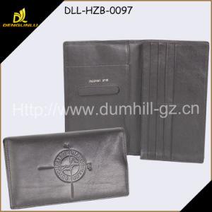 RFID Leather Passport Holder pictures & photos
