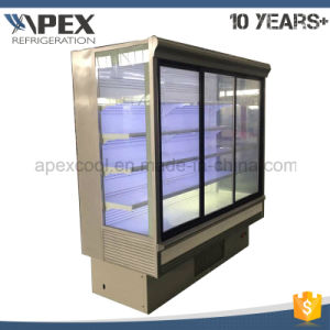 Supermarket Multideck Display Cooler with Ce Certificate pictures & photos