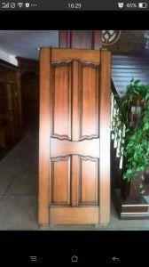 Solid Wood Door (DS-820) pictures & photos