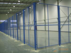 "Wire Mesh Panel Partition Panel Diamond Hole 24""*96"" China pictures & photos"
