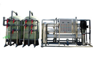 Industrial RO System Salt Water Treatment Machine 5000L pictures & photos