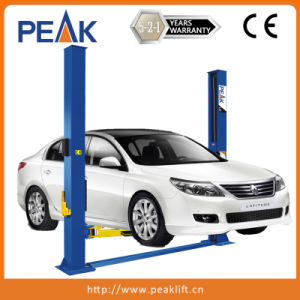 Hydraulic Direct-Drive Dual Post Automotive Lifter for Professional Garage (210) pictures & photos