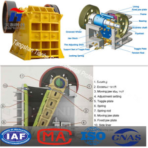 Fine Stone Mining Jaw Crusher pictures & photos