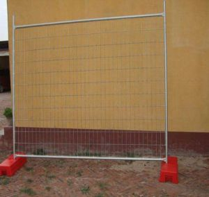Temporary Fence, Temporary Metal Fence Panels, Removable Fence pictures & photos