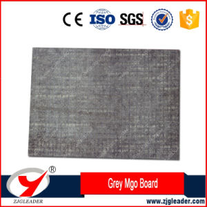 Wall Partition High Strength Fireproof Grey Magnesia Board pictures & photos