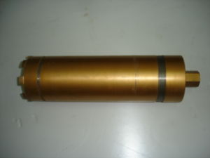 PCD Dry Drilling Core Bit pictures & photos